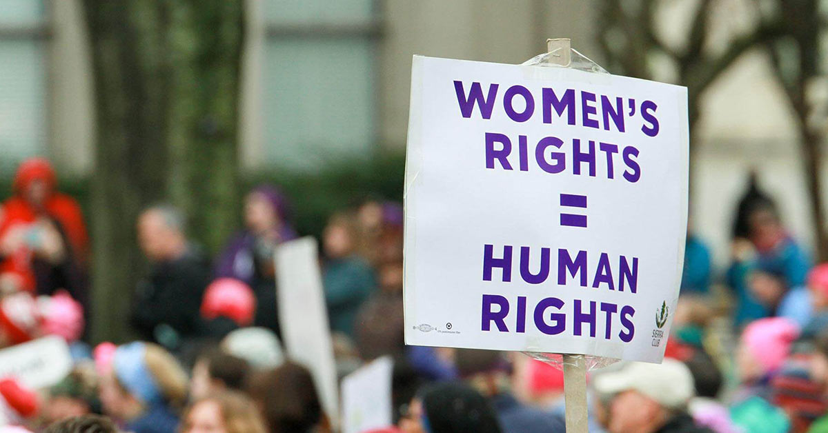 women's rights On all continents, repressive legislation criminalising access to abortion remains in force, resulting in serious violations of women's rights.